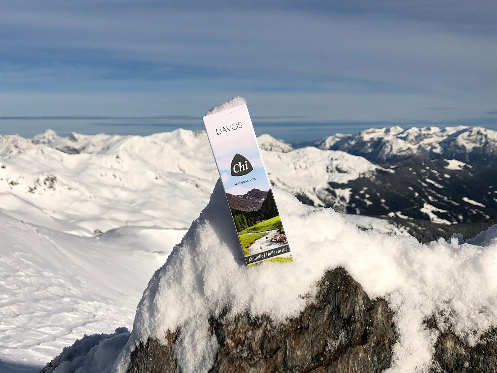 Orthofyto: Davos Air