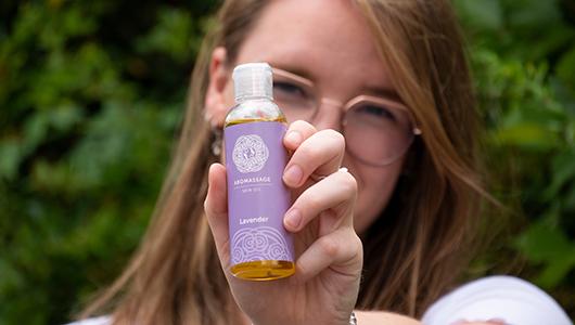 Top 5 Aromassage oliën