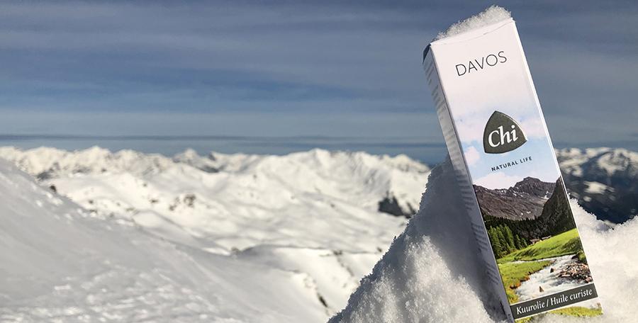 Davos Air Kuurolie  - Eucalyptus