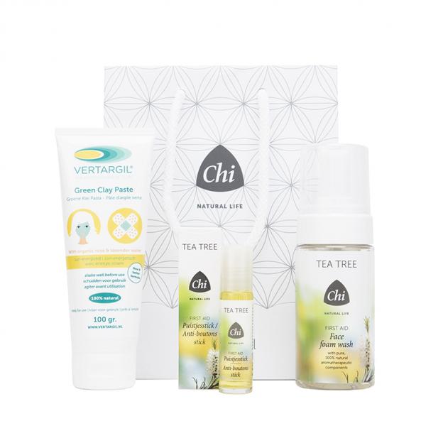 Trea Tree acne pakket