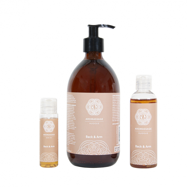 Aromassage Back & Arm