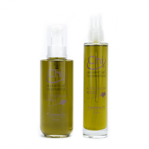 CEC Cleansing Oil Roses