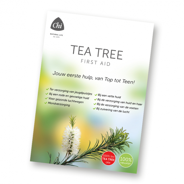 folder tea tree