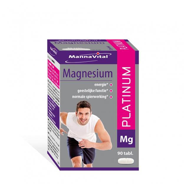 Magnesium Mannavital