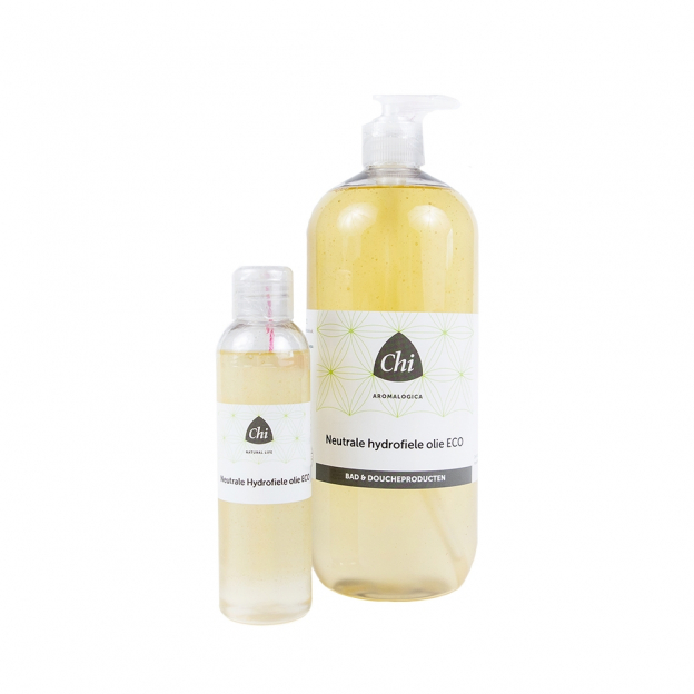 Neutrale Hydrofiele olie, ECO