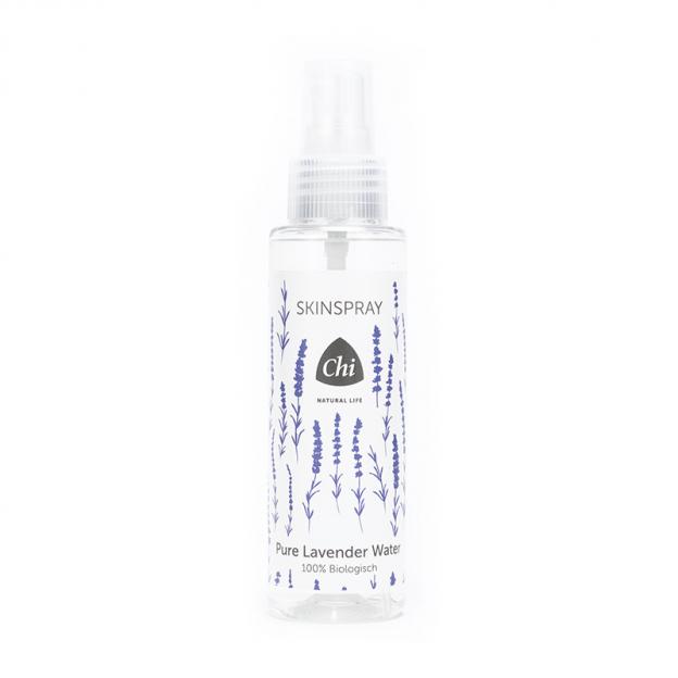 Lavender Water Skin Spray, biologisch
