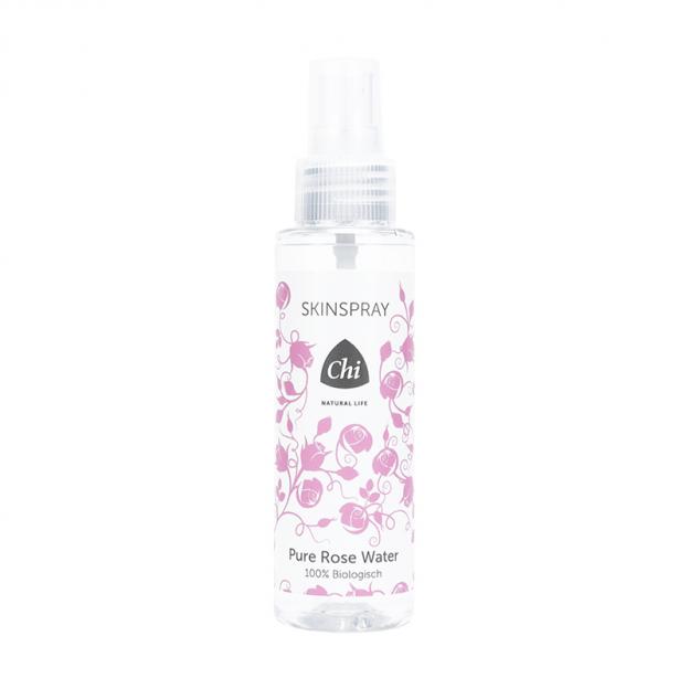 Rose Water Skin Spray, biologisch