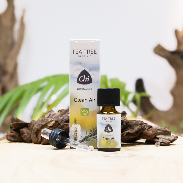 Tea Tree Clean Air mix olie
