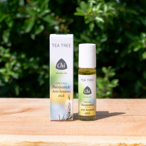 Tea Tree - Eerste Hulp Puistjes stick