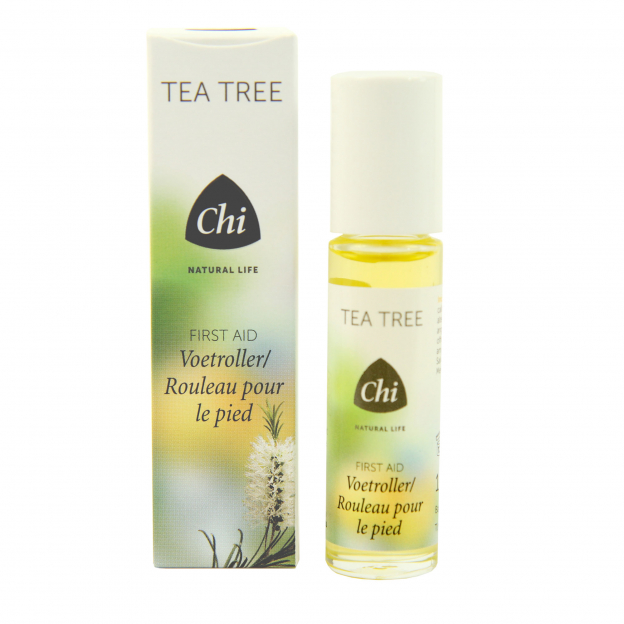 Tea Tree - Eerste Hulp voetroller