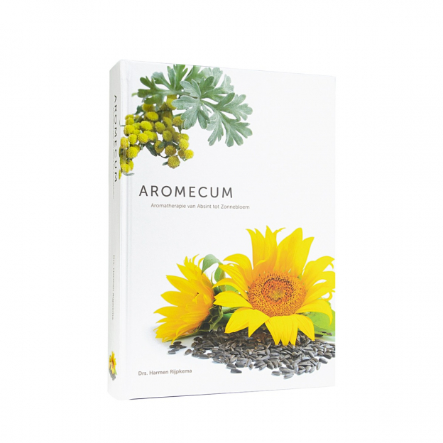 Aromatherapie boek Aromecum, 10e druk
