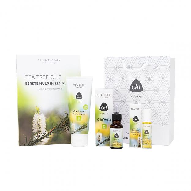 Tea Tree Voetenset