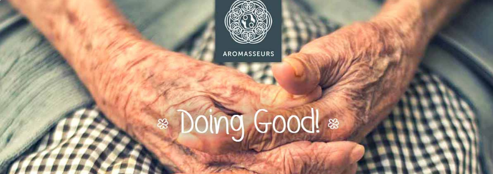 Aromasseurs, Doing Good!