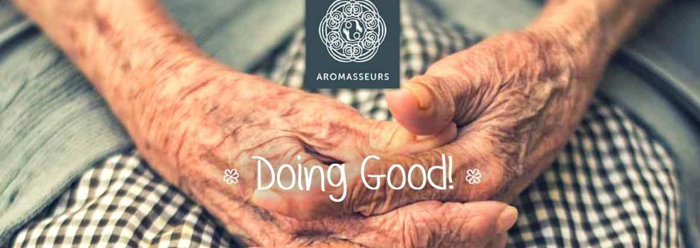 Aromasseurs, Doing Good!
