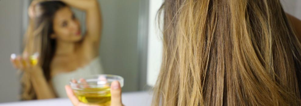 Haarverzorging met castorolie